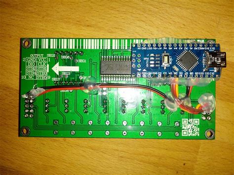 tutorial arduino nano tutorial another simple arduino dashboard with tm1638