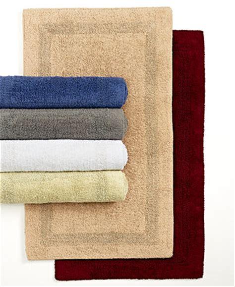 Macys Bathroom Rugs Calvin Klein Plush Bath Rug Collection Bath Rugs Bath Mats Bed Bath Macy S