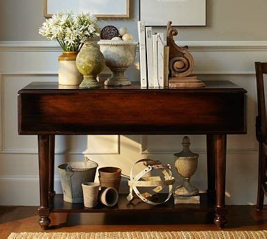Pottery Barn Entry Table by Pin By Andreen Wilson On Furniture Pieces