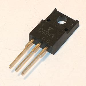 transistor as driver electronic goldmine 2sc4793 power driver stage lifier transistor toshiba
