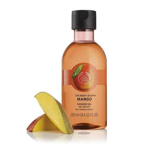 Shower Gel The Shop mango shower gel 8 4 fl oz