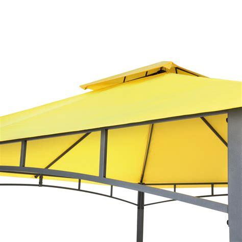 pavillon beige 3x3 pavillon 3 5x3 5 wasserdicht luxus pavillon gartenzelt