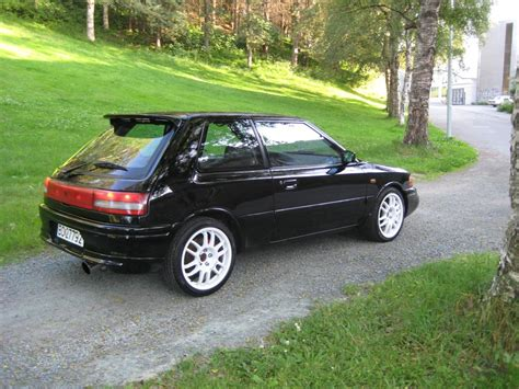 1993 mazda 323 information and photos zombiedrive
