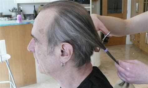 ponytails for bald men bald ponytail pics search results hairstyle galleries