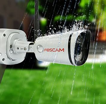 foscam outdoor wireless security camera only $79.99 shipped!