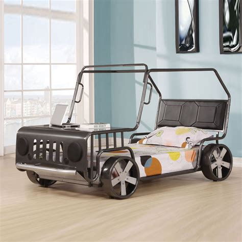 truck twin bed jerome youth kids fun bedroom twin bed hummer truck car