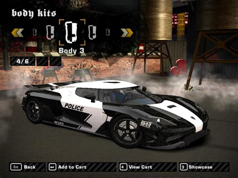 koenigsegg agera r need for speed most wanted location koenigsegg agera r by ineedforspeed007 need for speed