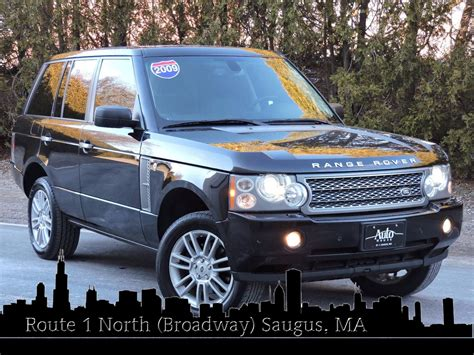 how to work on cars 2009 land rover freelander on board diagnostic system used 2009 land rover range rover hse at auto house usa saugus