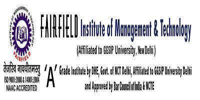Delhi Global Institute Of Management Mba Fees Structure by Fairfield Institute Of Management And Technology Delhi