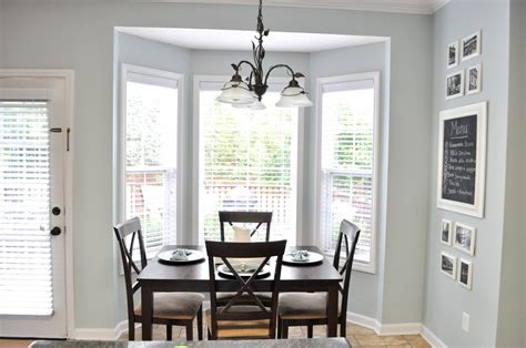 Dining Room Blinds Ideas Bright House Dining Room With Delectable Wood