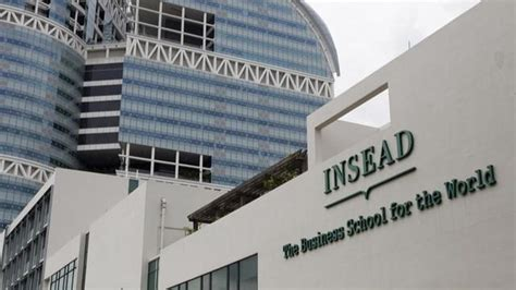 Insead Global Executive Mba Ranking by Insead Singapore Tops Global Mba Ranking Connected To