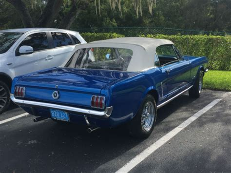 65 mustang convertible numbers matching for sale ford