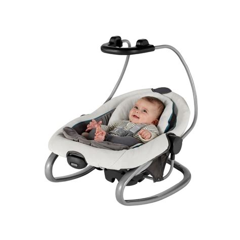 graco duetsoothe winslet infant swing and rocker view larger
