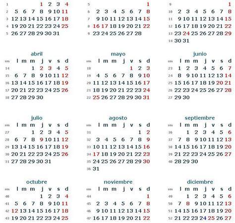 enter 225 te cu 225 les ser 225 n los feriados para el 2015 tu noticia