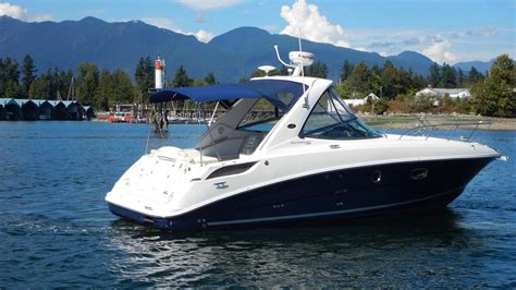 sea ray boats for sale vancouver sea ray 310 sundancer 2013 used boat for sale in vancouver