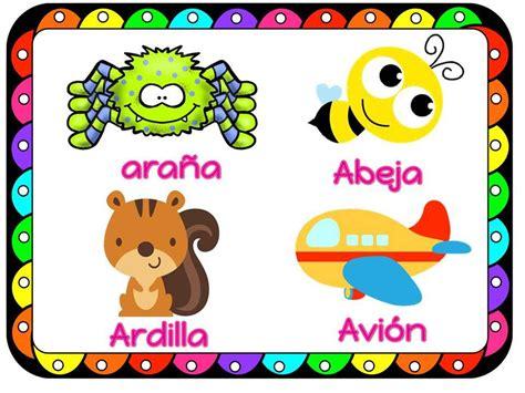imagenes en ingles del alfabeto abecedario dibujos 1 orientaci 243 n and 250 jar recursos