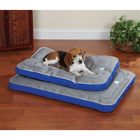 Slumber Pet Cool Pup Dog Beds Mesh Fabric Keeps Dog Cool