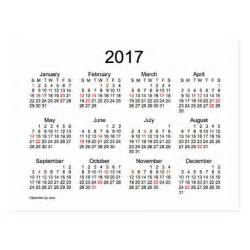 Calendã Sp 2017 Mini Calend 225 2017 Por Janz Feriados Cart 227 O Postal