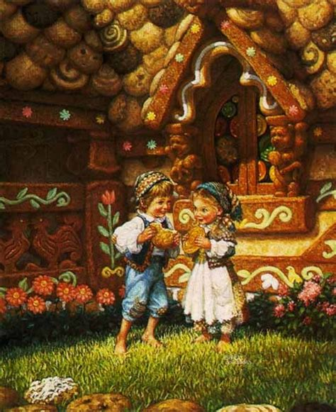 hansel y gretel hansel and gretel the gingerbread house project