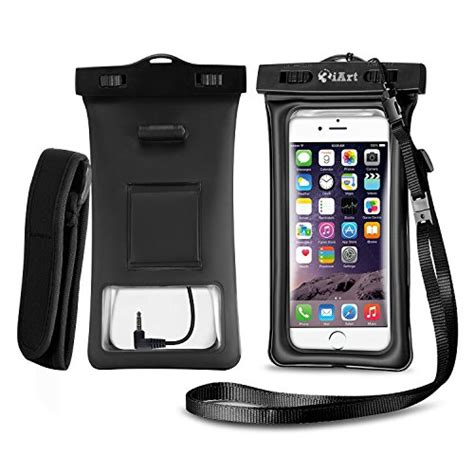 Waterproof Bag With Armband For Smartphone 4 5 Inchi T0210 2 floating waterproof bag with armband audio for iphone 6 6 plus 6s 6s plus 5s