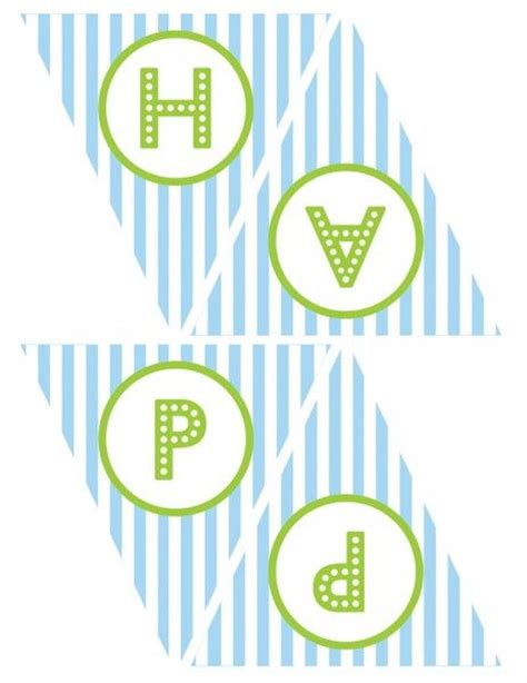 free printable happy birthday banner for cake 1000 images about jaspen s first birthday on pinterest