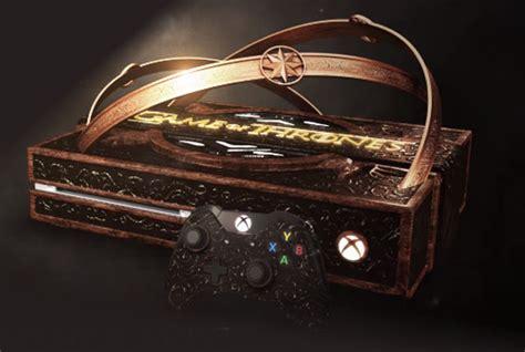 microsoft unveils game  thrones xbox