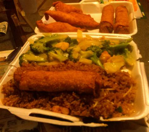Chop Suey Kitchen by 5 Chicken Broc W Fried Rice All Combos Come With An