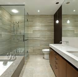 Penthouse loft renovation modern bathroom toronto by wanda ely