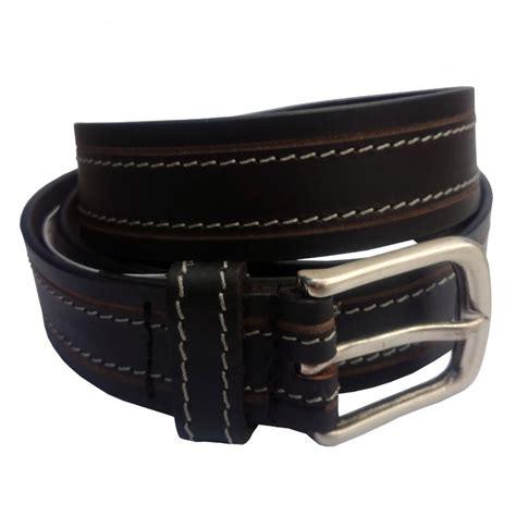 australian leather belt stockman transatlantic