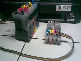 Tinta Infus Printer Epson T13 Cara Pasang Sistem Infus Epson T13 Karyatronik