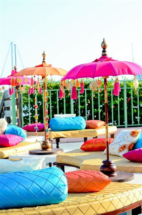 Umbrella Garden Decoration by 6 Amazing Mehndi Ideas For The