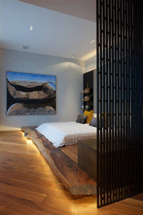bedroom screen interior design ideas use a screen as a room divider in