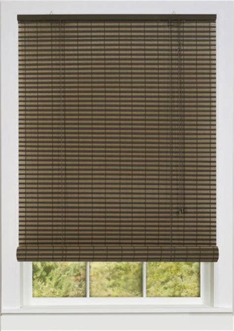 Roll Up Window Blinds Vinyl Roll Up Blind Cocoa Almond 72 Quot X72 Quot Contemporary
