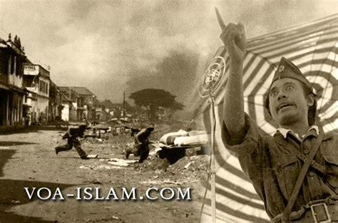 inilah isi pidato bung tomo 10 november 1945 silam tepat inilah transkrip pidato jihad bung tomo cikal bakal hari