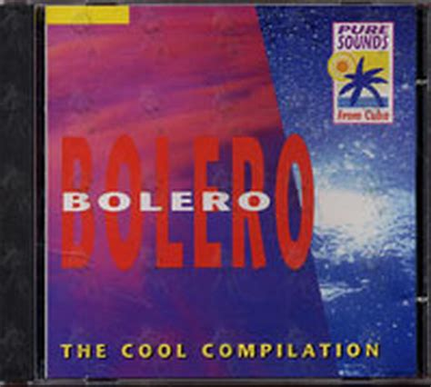 Rays How Cool Is That Compilation Cd by Various Artists Bolero The Cool Compilation Album Cd
