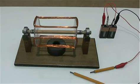 electric motor introduction building a simple electric motor a remarkable