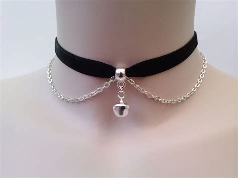 collection of choker necklace for