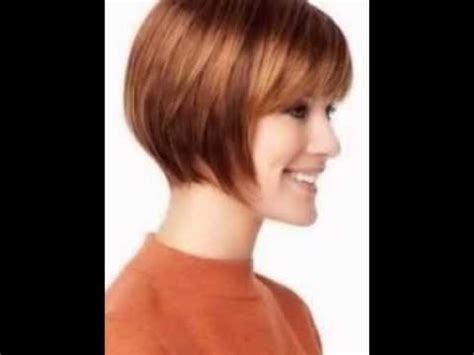 Short Hairstyles With Bangs Youtube | short bob hairstyles with bangs youtube