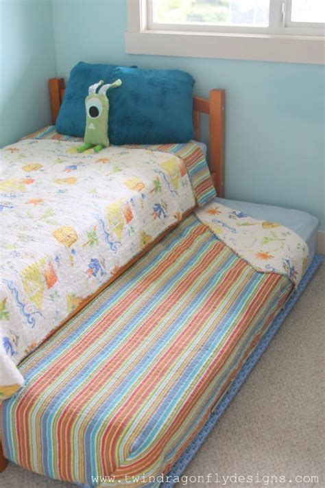 diy trundle bed how to build a diy trundle bed 187 dragonfly designs