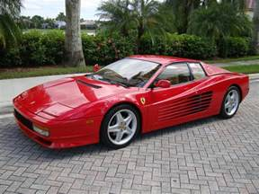 Testarossa Value 1989 Testarossa The Guitar Broker