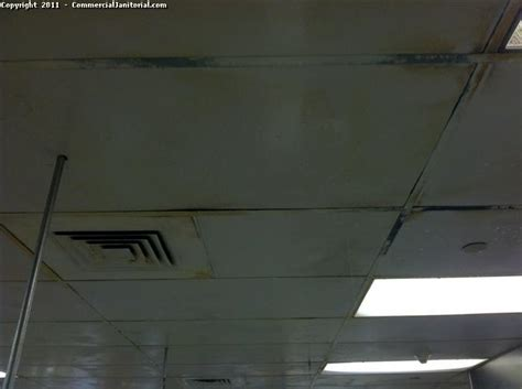 Kitchen Cleaning Image Commercial Kitchen Ceiling Tiles