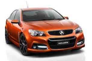 Holden Chevrolet Ss 2014 Chevy Ss Gets Closer With Reveal Of New Holden