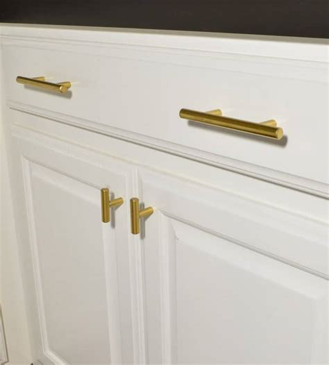 wonderous cleaning gold door handles image mag