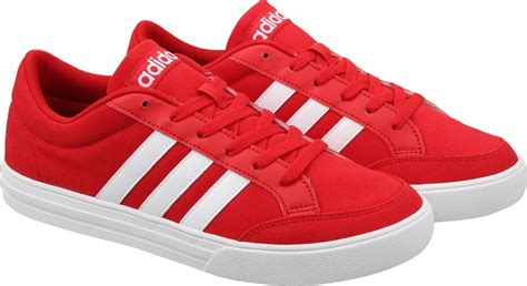 adidas neo vs set sneakers buy scarle ftwwht ftwwht color adidas neo vs set sneakers at