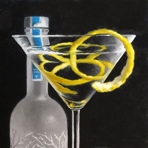 martini twist michael naples lemon twist martini