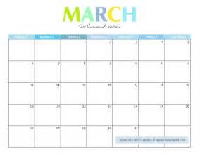 march calendar template march 2017 calendar weekly calendar template