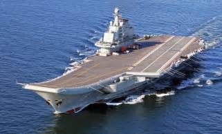 china s second aircraft carrier to focus