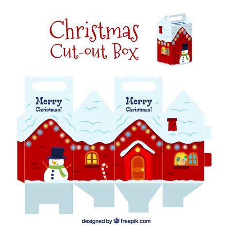 imagenes de santa claus para armar cajas recortables de navidad cut out boxes for christmas