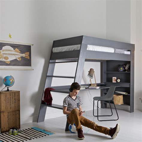 bureau en mezzanine quel lit mezzanine lit hauteur enfant choisir