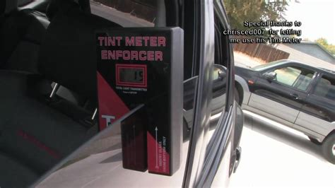 tint meter     window tint doovi